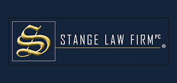 Strange Law Firm Logo.